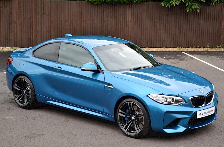 2017/17 BMW M2 Coupe DCT 2