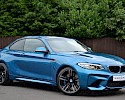 2017/17 BMW M2 Coupe DCT 4