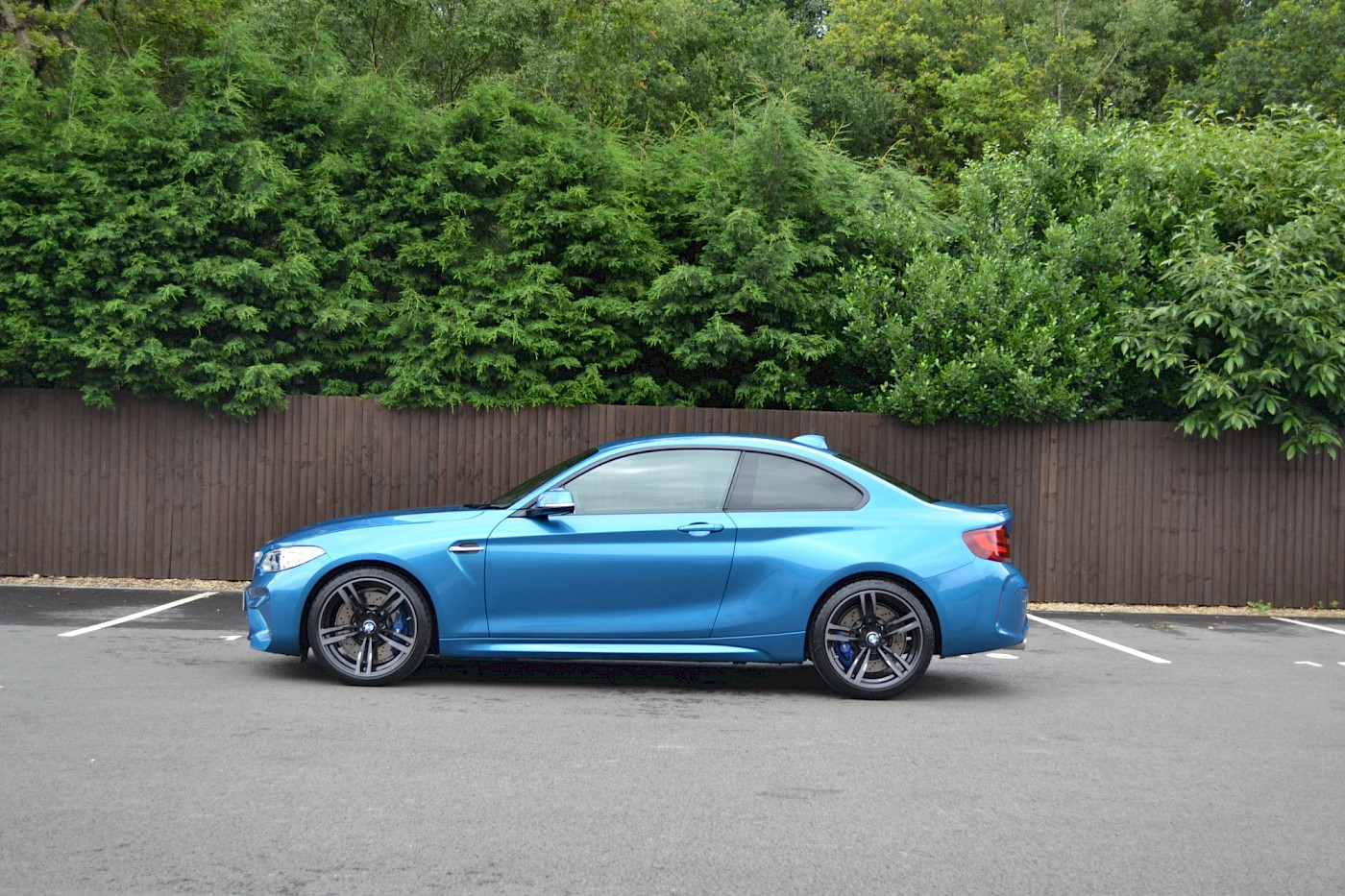 2017/17 BMW M2 Coupe DCT 11