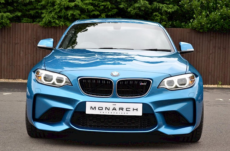 2017/17 BMW M2 Coupe DCT 14