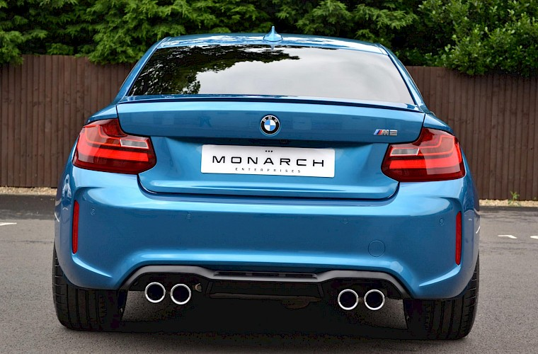 2017/17 BMW M2 Coupe DCT 15