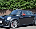 2014/64 Mini Convertible John Cooper Works Auto 4