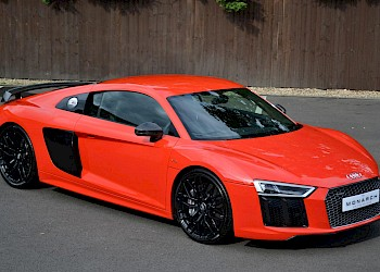 2016/16 Audi R8 V10 Plus 5.2 V10 610ps S-Tronic