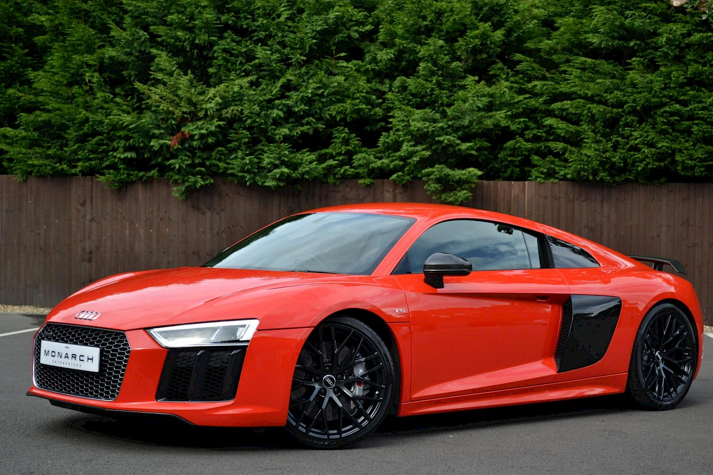 2016/16 Audi R8 V10 Plus 5.2 V10 610ps S-Tronic 5