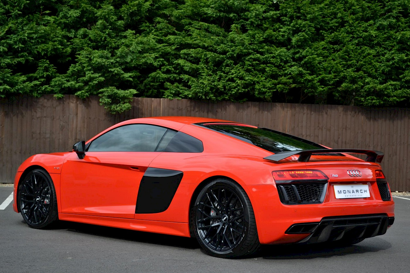 2016/16 Audi R8 V10 Plus 5.2 V10 610ps S-Tronic 13