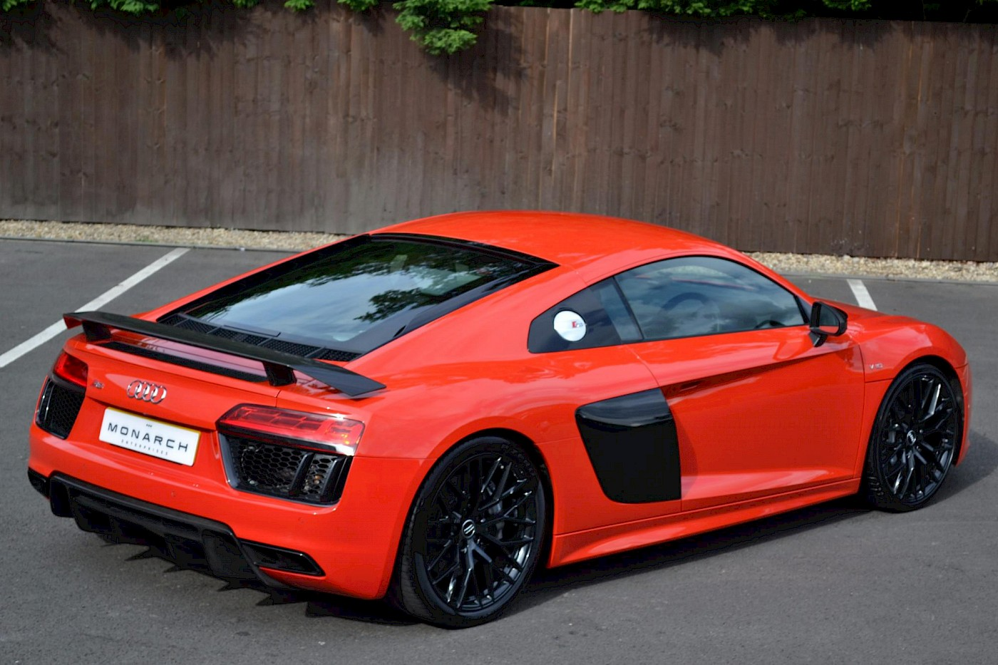2016/16 Audi R8 V10 Plus 5.2 V10 610ps S-Tronic 6
