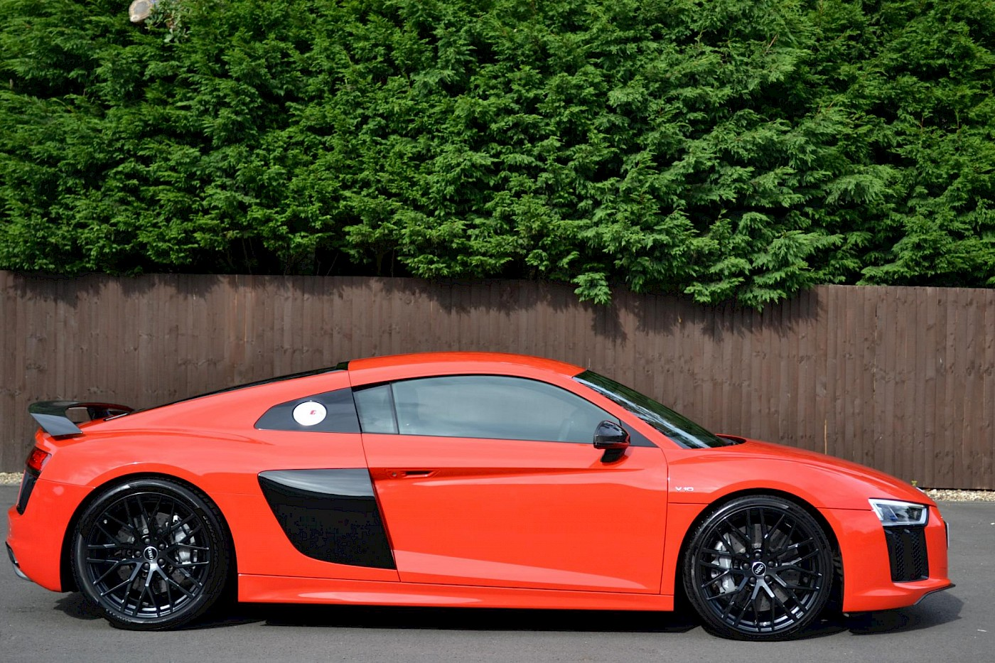 2016/16 Audi R8 V10 Plus 5.2 V10 610ps S-Tronic 9