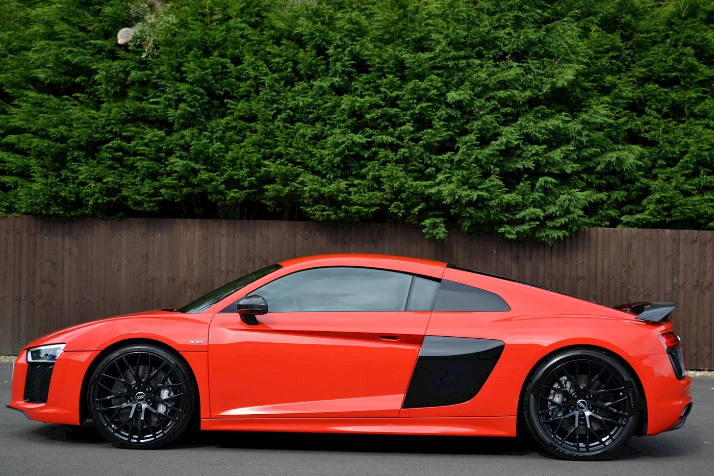 2016/16 Audi R8 V10 Plus 5.2 V10 610ps S-Tronic 10