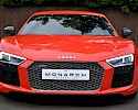 2016/16 Audi R8 V10 Plus 5.2 V10 610ps S-Tronic 14