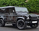2014/64 Land Rover Defender 110 XS Utility URBAN Nurburg Edition 4