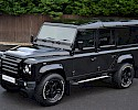 2014/64 Land Rover Defender 110 XS Utility URBAN Nurburg Edition 3