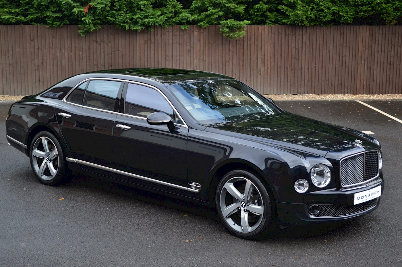 2015/64 Bentley Mulsanne Speed 1