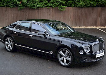 2015/64 Bentley Mulsanne Speed