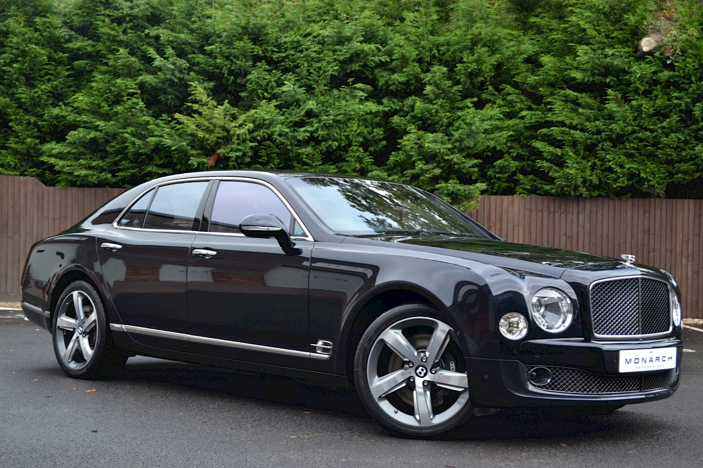 2015/64 Bentley Mulsanne Speed 3