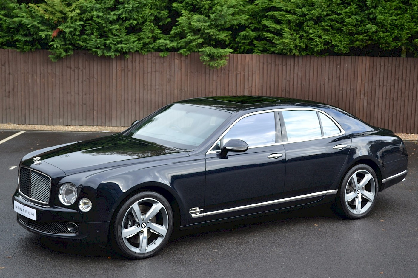 2015/64 Bentley Mulsanne Speed 2