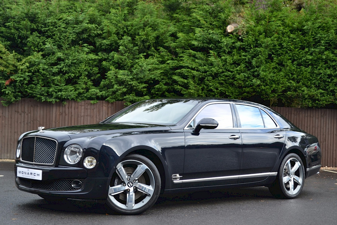 2015/64 Bentley Mulsanne Speed 4