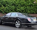 2015/64 Bentley Mulsanne Speed 12