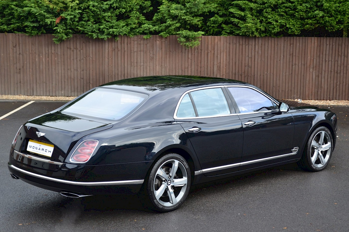 2015/64 Bentley Mulsanne Speed 5