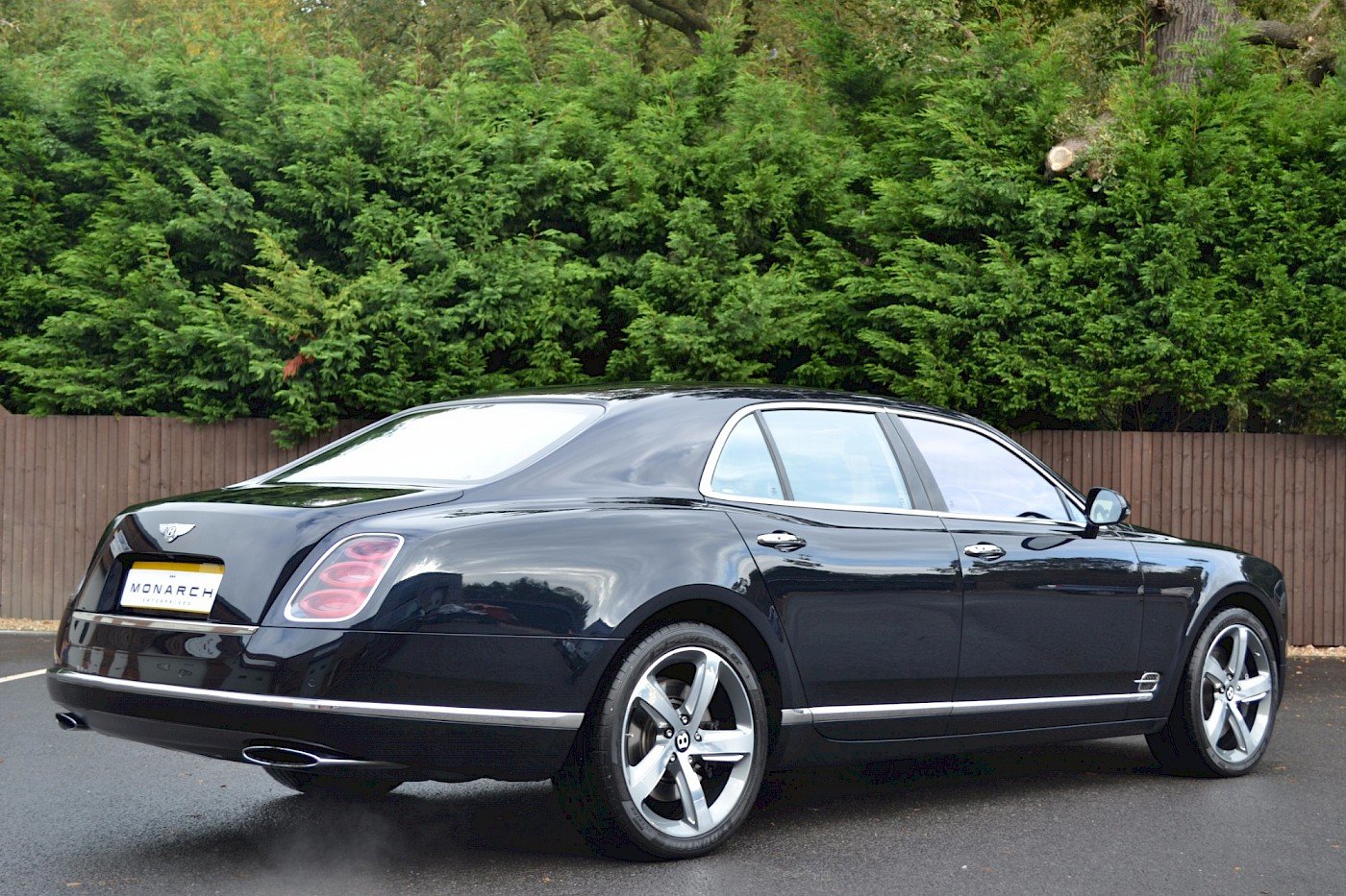 2015/64 Bentley Mulsanne Speed 11