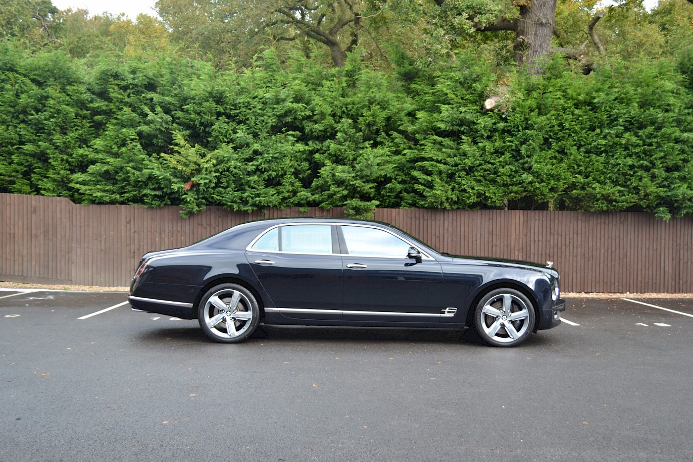 2015/64 Bentley Mulsanne Speed 7