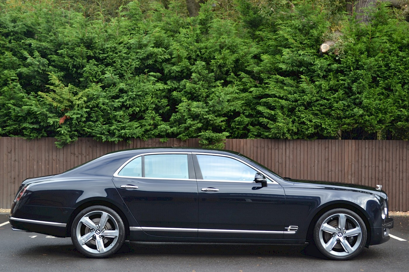 2015/64 Bentley Mulsanne Speed 8