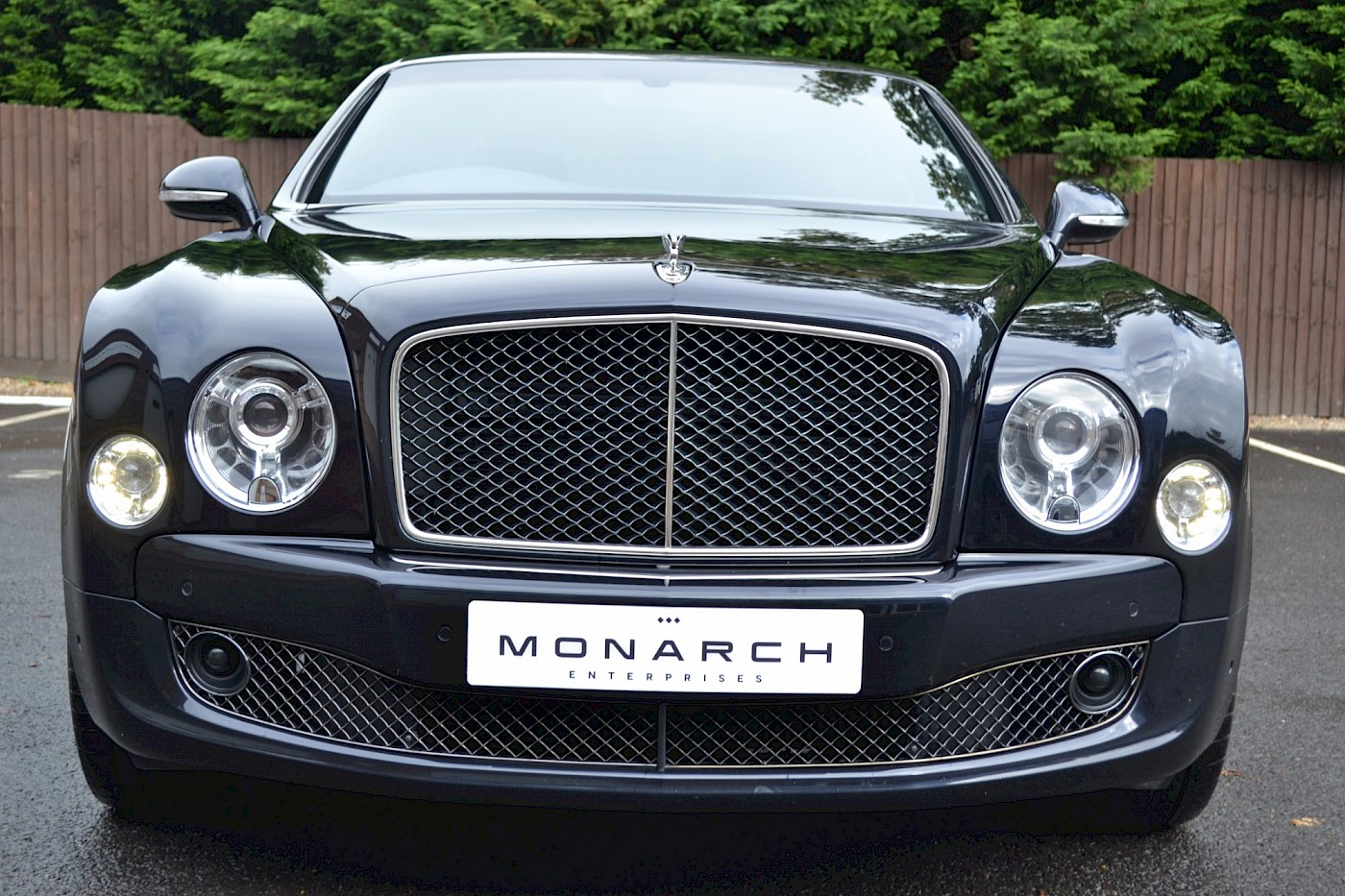 2015/64 Bentley Mulsanne Speed 13