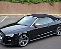 2014/14 Audi RS5 Cabriolet 4.2FSI S-Tronic 12