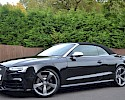 2014/14 Audi RS5 Cabriolet 4.2FSI S-Tronic 14