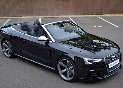 2014/14 Audi RS5 Cabriolet 4.2FSI S-Tronic