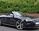 2014/14 Audi RS5 Cabriolet 4.2FSI S-Tronic 3