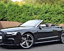 2014/14 Audi RS5 Cabriolet 4.2FSI S-Tronic 4