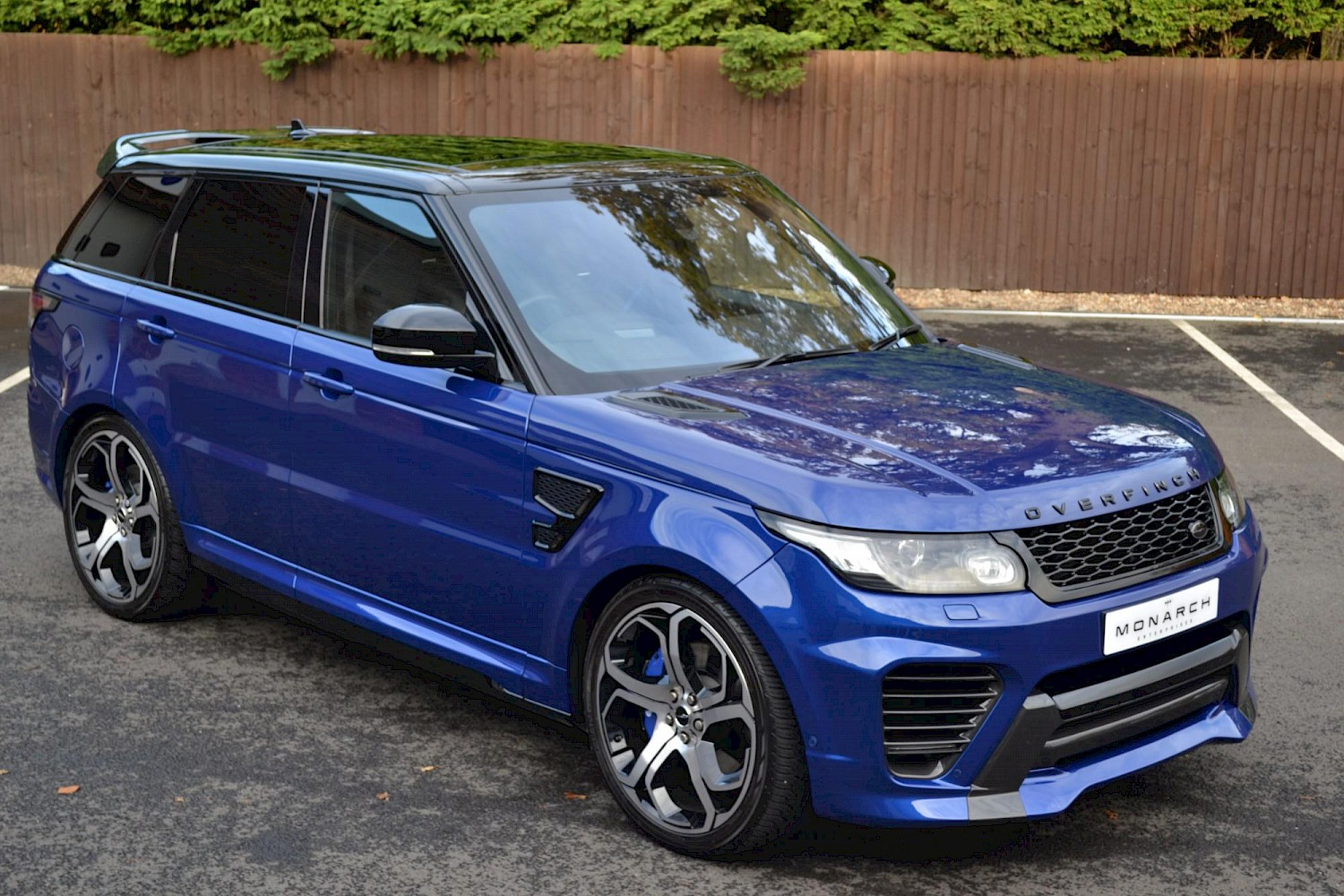 2015 15 Land Rover Range Rover 5 0 Svr Overfinch Cars Monarch