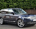 2016/65 Land Rover Range Rover Vogue TDV6 5