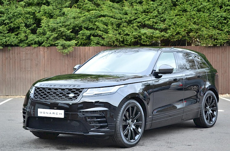 2017/67 Land Rover Range Rover Velar R-Dynamic HSE 3.0 Supercharge 380 4