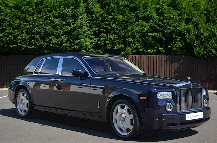 2006/06 Rolls Royce Phantom 5