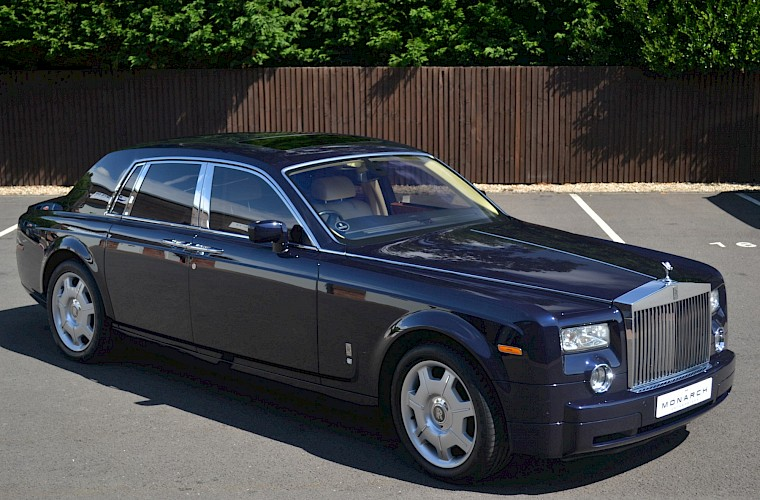 2006/06 Rolls Royce Phantom 1