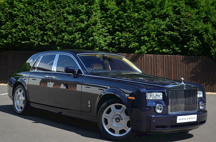 2006/06 Rolls Royce Phantom 3