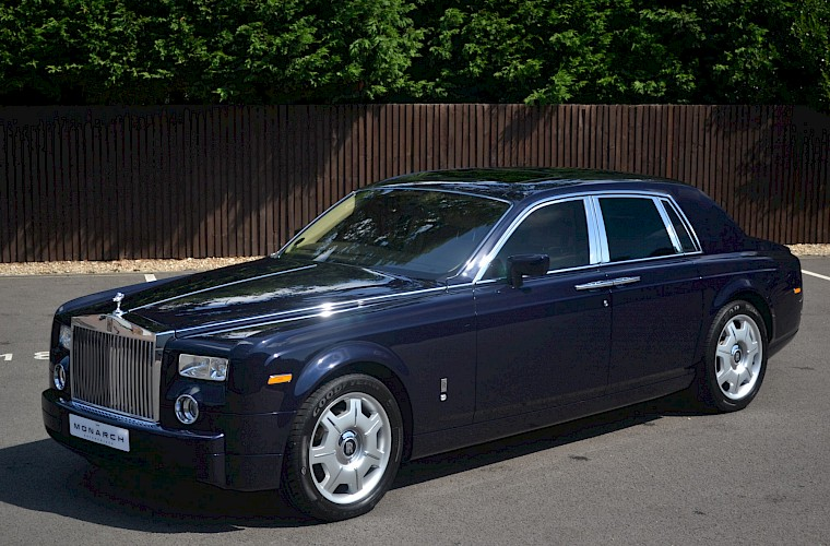 2006/06 Rolls Royce Phantom 2