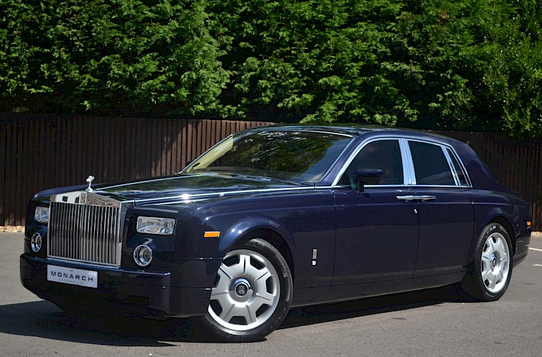 2006/06 Rolls Royce Phantom 4