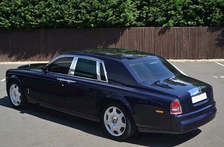 2006/06 Rolls Royce Phantom 8