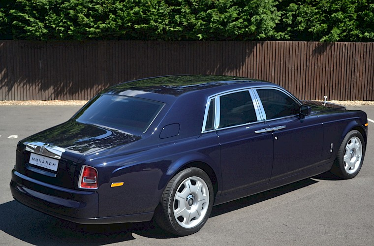 2006/06 Rolls Royce Phantom 7