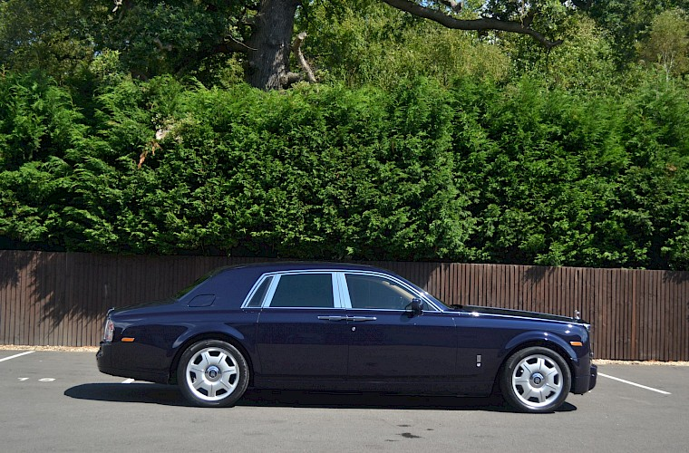 2006/06 Rolls Royce Phantom 9