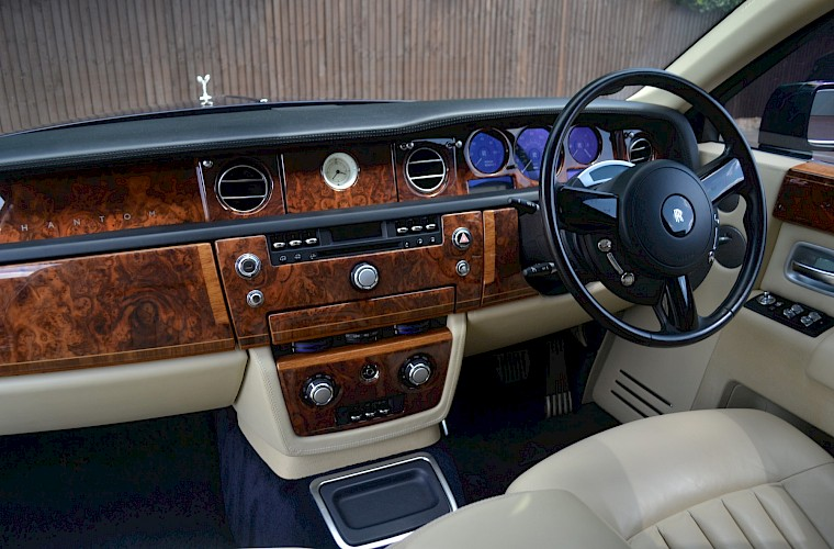 2006/06 Rolls Royce Phantom 22