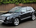 2017/67 Bentley Bentayga 6.0 W12 2
