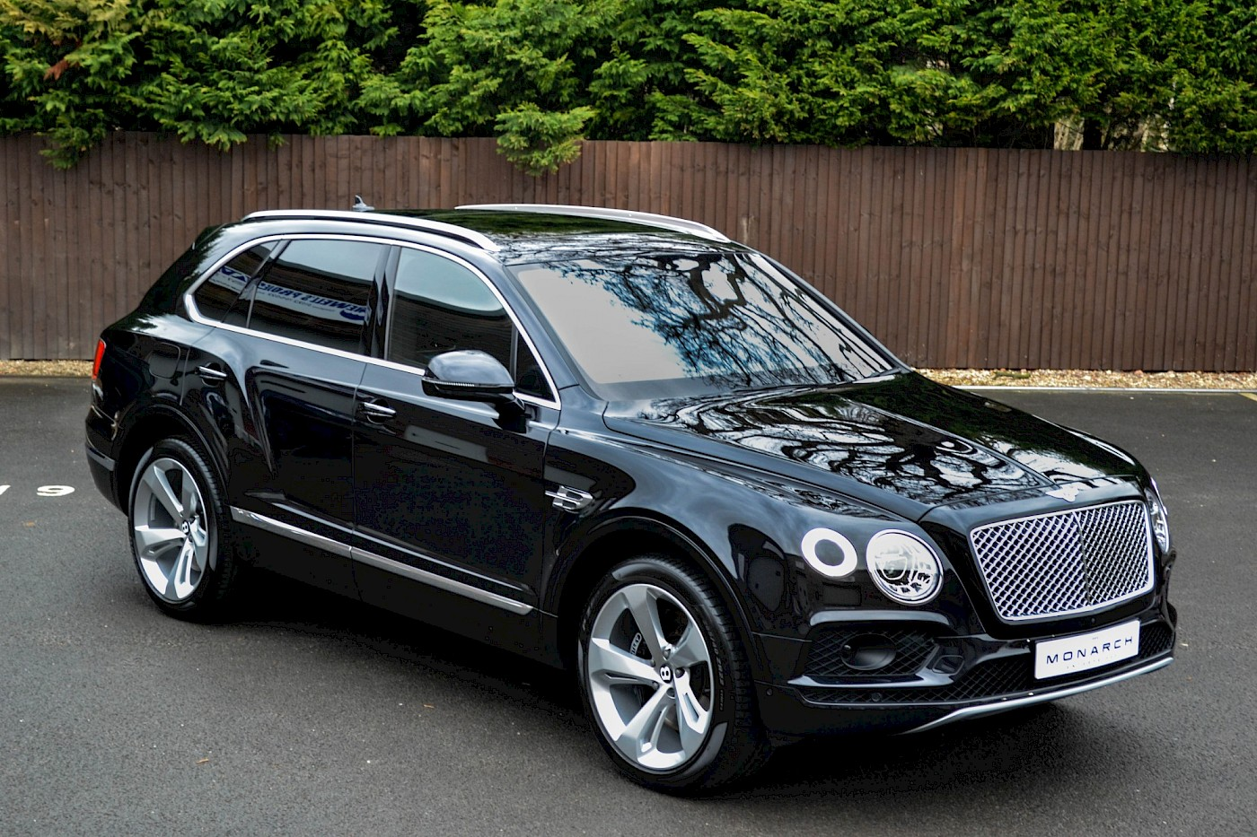 2017/67 Bentley Bentayga 6.0 W12 1