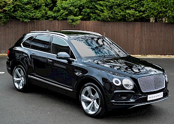 2017/67 Bentley Bentayga 6.0 W12