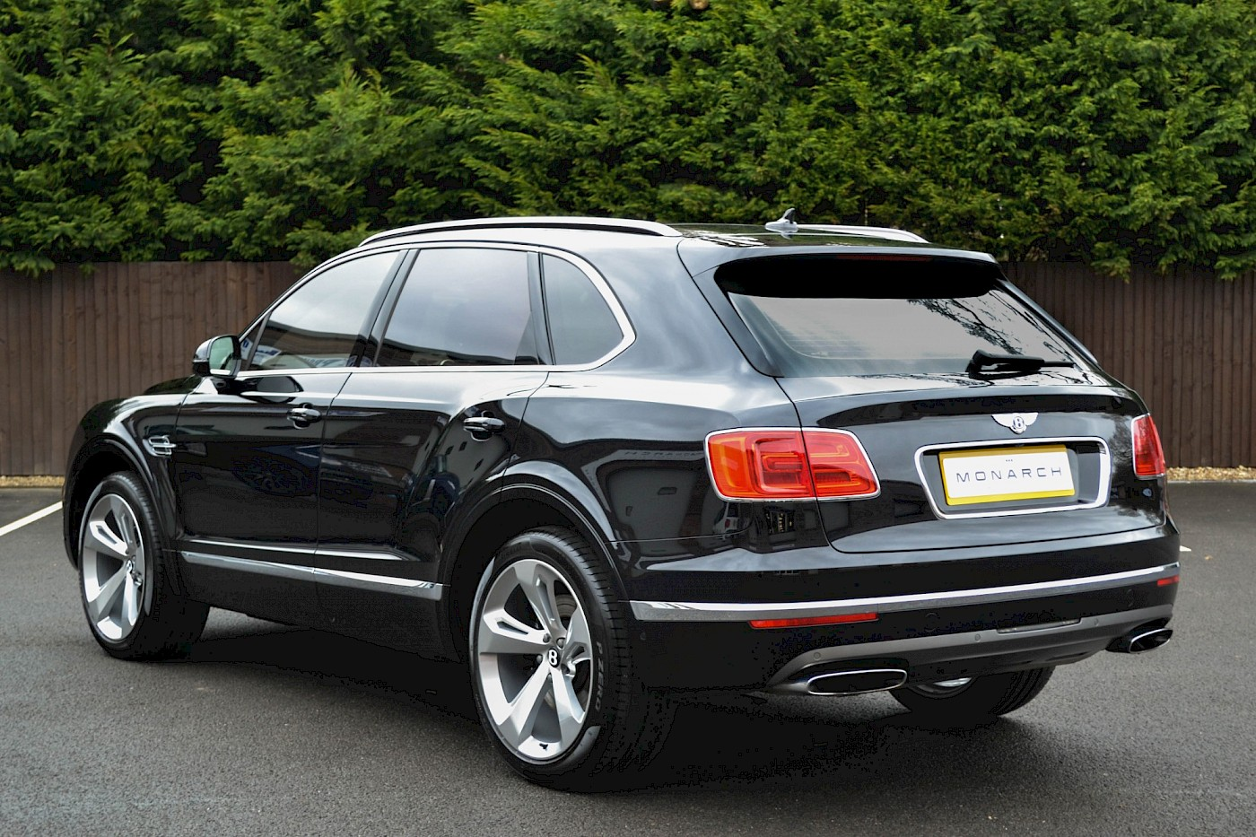 2017/67 Bentley Bentayga 6.0 W12 11