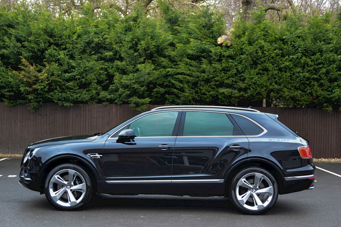 2017/67 Bentley Bentayga 6.0 W12 8
