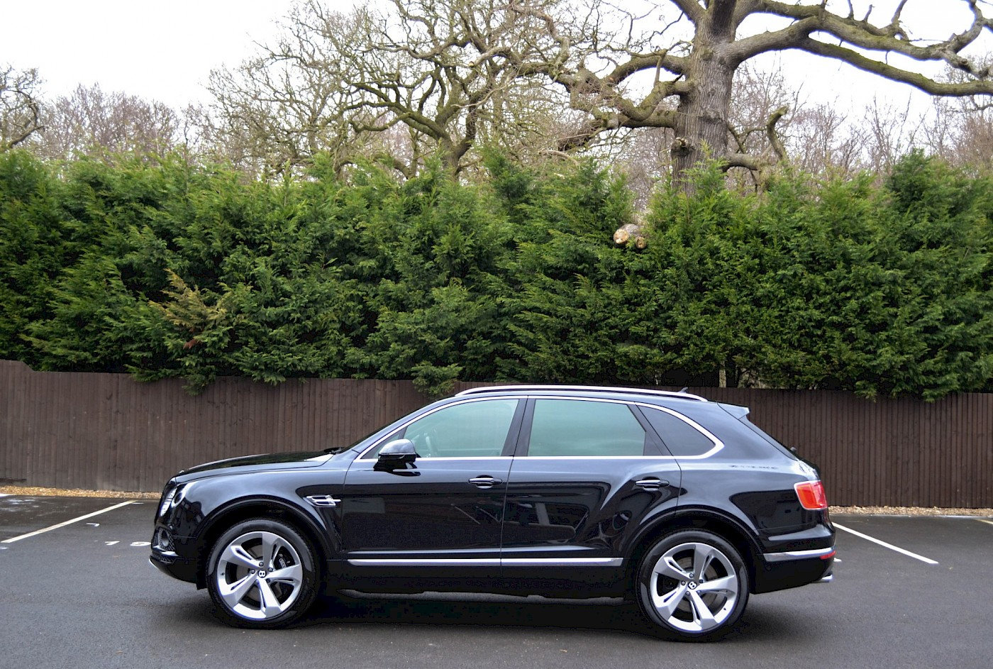2017/67 Bentley Bentayga 6.0 W12 9