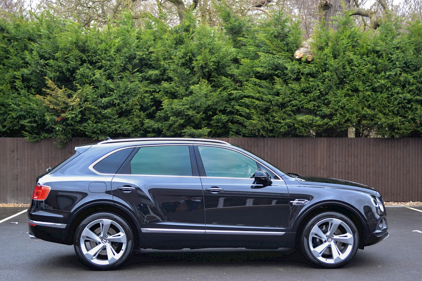 2017/67 Bentley Bentayga 6.0 W12 7